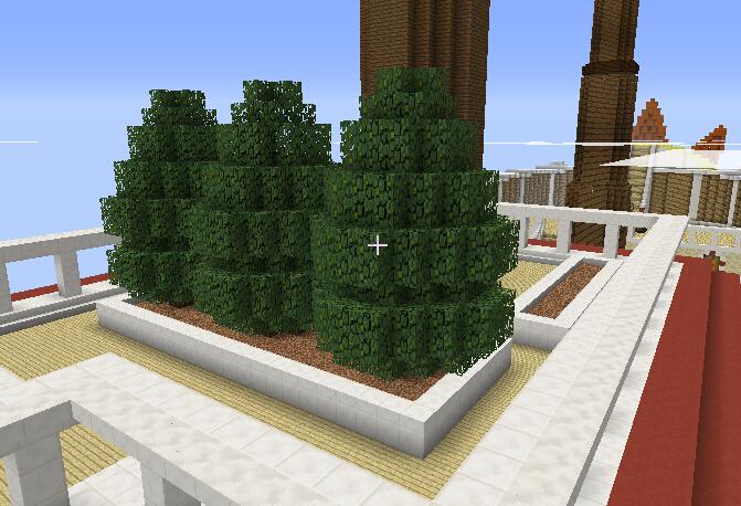 娜美的橘子树(3)(截图时尚未结出果实^_^)