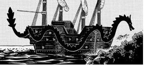 革命军的船